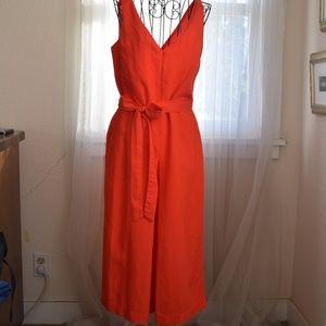 Gap Red Jumpsuit - Size 4